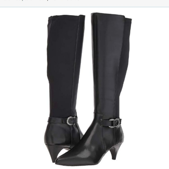 Kenneth Cole Reaction Knee High Stretch